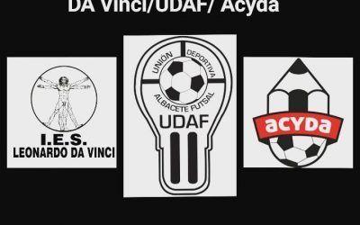 Acuerdo de colaboración entre Udaf, Acyda y el I.E.S. Leonardo da Vinci