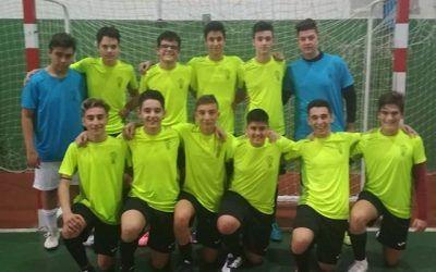 debut cadete provincial. Victoria 1-2 en el Bonillo