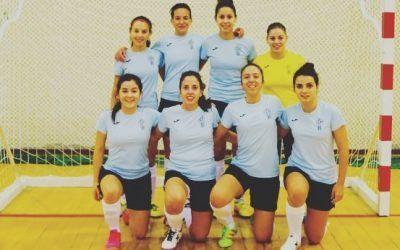 UD Almansa 1-8 UDAF Albacete Futsal (senior femenino, Jornada 1)