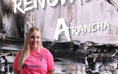 Arancha Rosa renueva su compromiso con UDAF AFANION