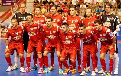 Albacete será la sede del partido entre UDAF contra EL Pozo Murcia