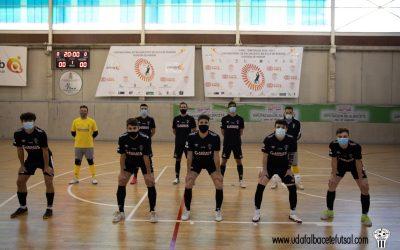 GALERÍA IMÁGENES MASCULINO // ALBACETE FS 1-1 UDAF