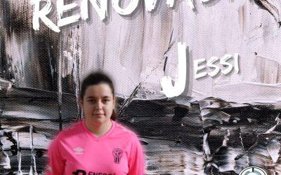 Jessica Pérez afrontará su segunda temporada en UDAF AFANION