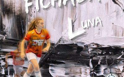 Luna se convierte en el primer fichaje de UDAF AFANION en su debut en Segunda División