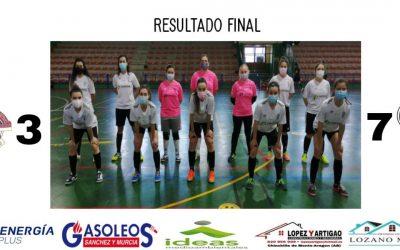1A AUTONÓMICA FEMENINA // EL BONILLO CF 3 – 7 UDAF AFANION