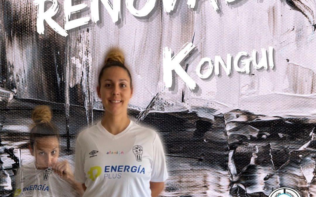 'Kongui' seguirá jugando en UDAF AFANION una temporada más